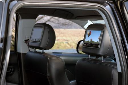 kopfst tzen mit monitor inkl kopfh rer und je einem dvd. Black Bedroom Furniture Sets. Home Design Ideas